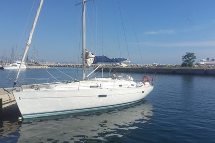Hire Sailboat BENETEAU OCEANIS 361 CLIPPER Martigues