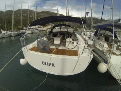 Charter Sailboat Dufour Dufour 460 Grand Large Dubrovnik