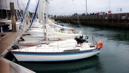Rental Sailboat Kelt Kelt 707 La Rochelle