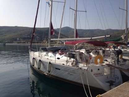 Rental Sailboat Beneteau Oceanis 373 Clipper Athens