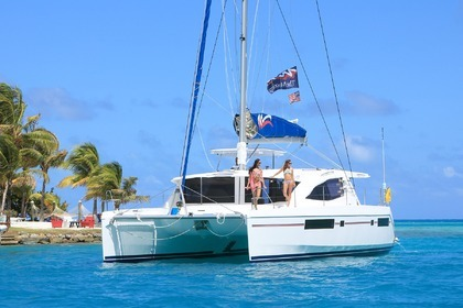 Charter Catamaran Moorings 4800 Castries
