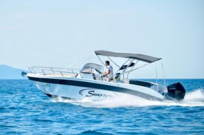 Charter Motorboat Saver 750 Wa - New 2019 Opatija