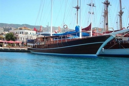 Alquiler Velero Gulet Custom Build Marmaris