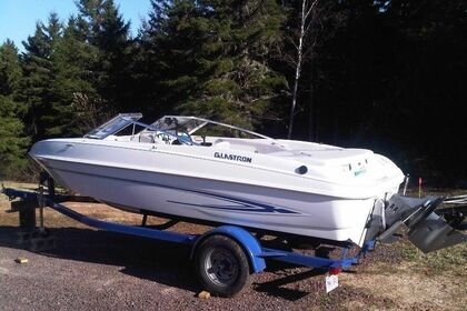 Rental Motorboat Glastron X195 Kelowna