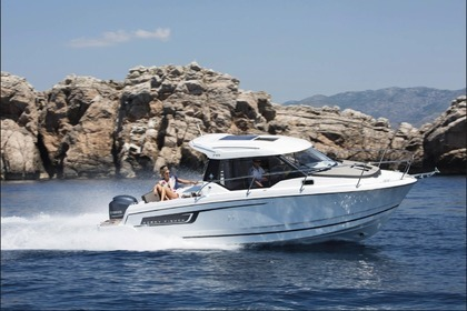 Charter Motorboat JEANNEAU MERRY FISHER 795 Baden