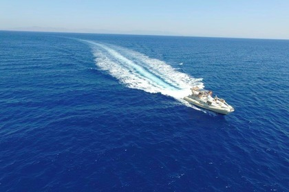 Location Semi-rigide SOLEMAR Oceanic 33 Rhodes