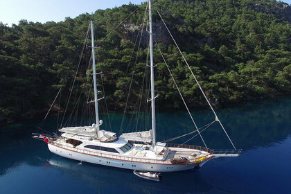 Charter Sailing yacht Custom Made Gulet Alessandro 1 Split