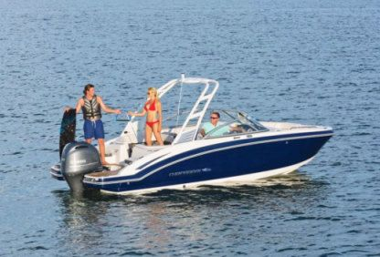Rental Motorboat Chaparral Suncoast 230 Ibiza