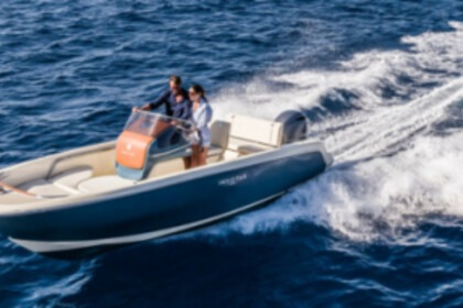 Miete Motorboot INVICTUS FX 200 Cala d'Or
