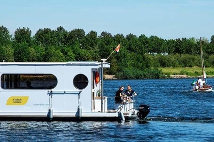 Charter Houseboat Custom Rolly Max 8.2 Belgium
