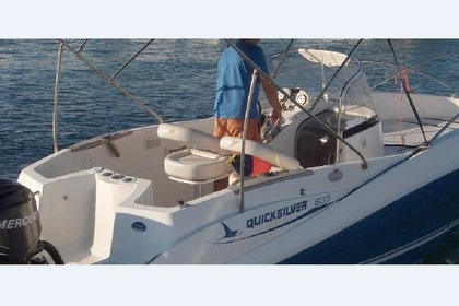 Rental Motorboat Commander 555 Murter
