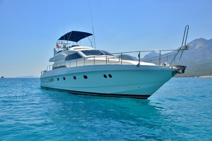 Hire Motor yacht Mochi Craft 56 Antalya