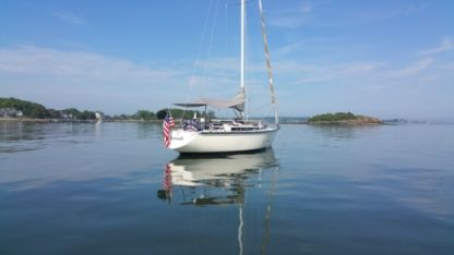 Rental Sailboat Dufour 35 Branford