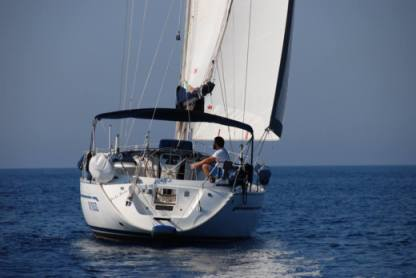 Charter Sailboat Bavaria 41 Genoa