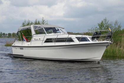 Charter Motorboat Express Excellent 960 Ghent