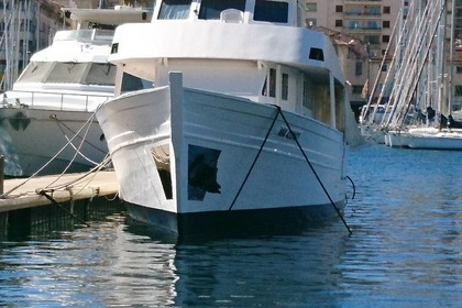 Location Yacht Aversa DVA Trawler Marseille