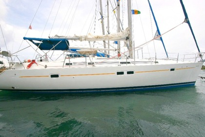 Charter Sailboat Beneteau Oceanis 41 Saint Vincent and the Grenadines