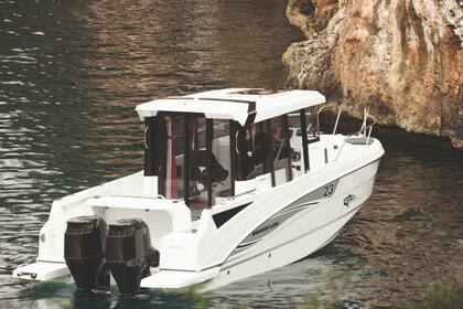 Hire Motorboat Barracuda Yachts 23 Oakland