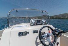 Motorboat Quicksilver 555 Activ Open
