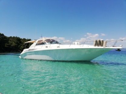Rental Motorboat Sea Ray Sundancer 450 Halkidiki