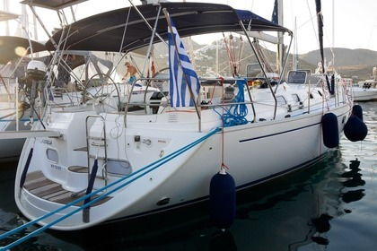 Hire Sailboat Dufour 51 Paros