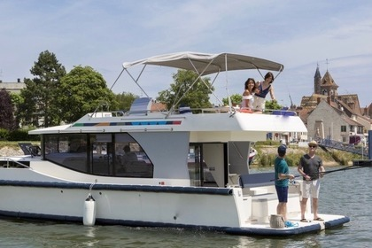 Rental Houseboat HORIZON I Potsdam