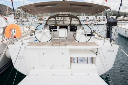 Charter Sailboat DUFOUR 460 Grand Large Seget Donji