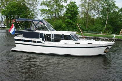Miete Motorboot Star of Grace Ankertrawler 1100 Sneek
