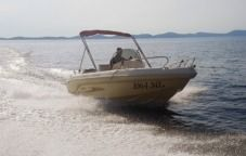 Motorboat Ranieri Shark 19 for hire