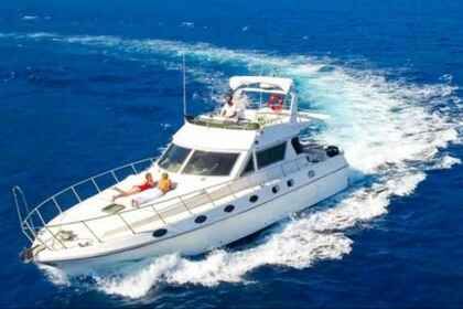 Rental Motorboat AZIMUT 43 Stintino
