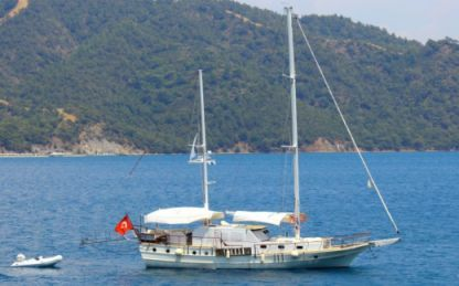 Rental Sailboat Motorsailer Gulet Perfect Life Göcek