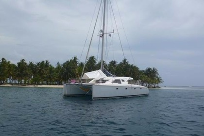 Location Catamaran NAUTITECH 435 Guna Yala