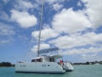 Location Catamaran Beneteau Lagoon 400 Saint-Paul