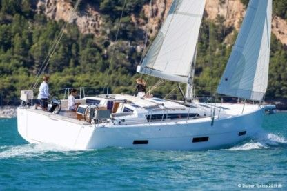 Rental Sailboat Dufour Yacht Dufour 430 Gl With A/c Annapolis