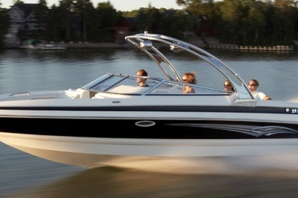 Hire Motorboat LARSON 268 LXi Split