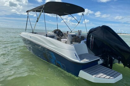 Miete Motorboot Bayliner E18 Clearwater Beach