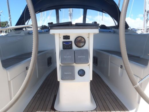 Rental Sailboat Bavaria 46 Split