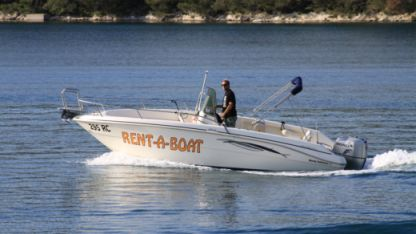 Miete Motorboot Fiart Mare Oasi 22 Rabac