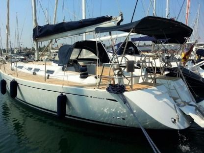 Rental Sailboat Cantiere Del Pardo Grand Soleil 50 Performance Menorca