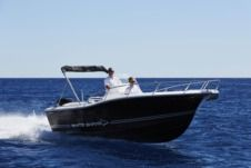 Motorboot White Shark 205 Open