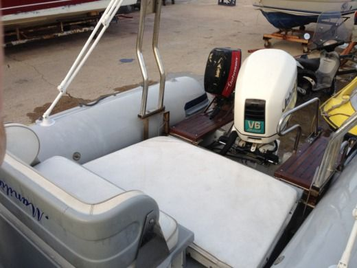 Jocker Boat Coaster 650 in Messine, Messine for hire