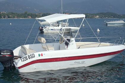 Hire Motorboat Open Line 560 Manerba del Garda