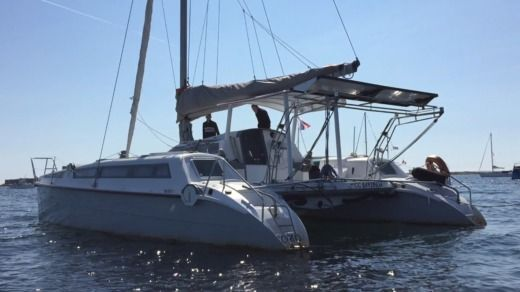 Catamaran EDEL EDEL CAT 35 for hire