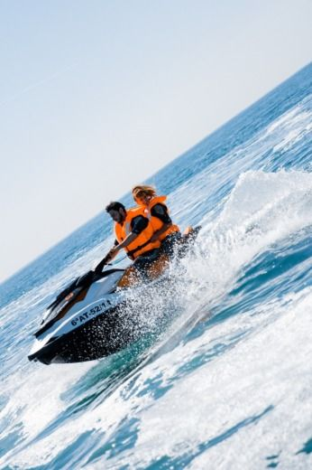 Sea Doo Gti 130 in La Pobla de Farnals for hire