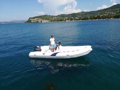 Location Semi-rigide Tiger Marine 520 Sport Line Krk