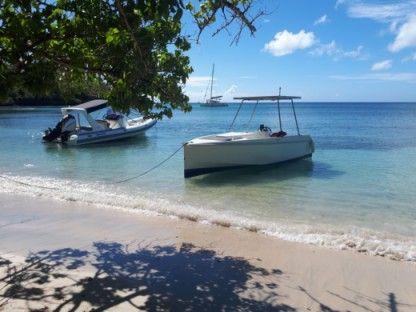 Location Bateau Martinique Particulier