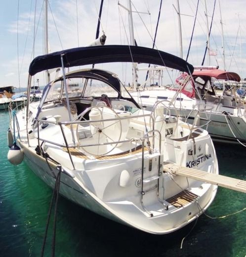 Jeanneau Sun Odyssey 40.3 in Baška Voda for hire
