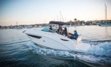 Charter Sea Ray 27 Foot Sundancer 260 in Newport Beach