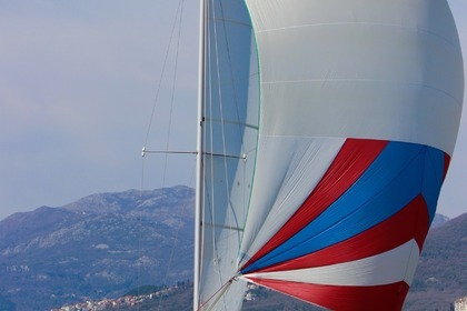 Hire Sailboat ELAN Express Herceg Novi
