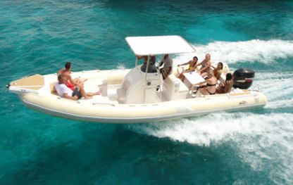 Location Semi-rigide Bullet Speedboats Bullet4 Hurghada